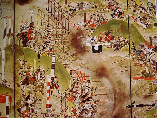 長篠の合戦