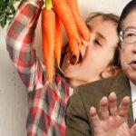 植物の命を奪うベジタリアン!人間の主食が米や小麦の理由!命を奪って生きる人間!武田邦彦